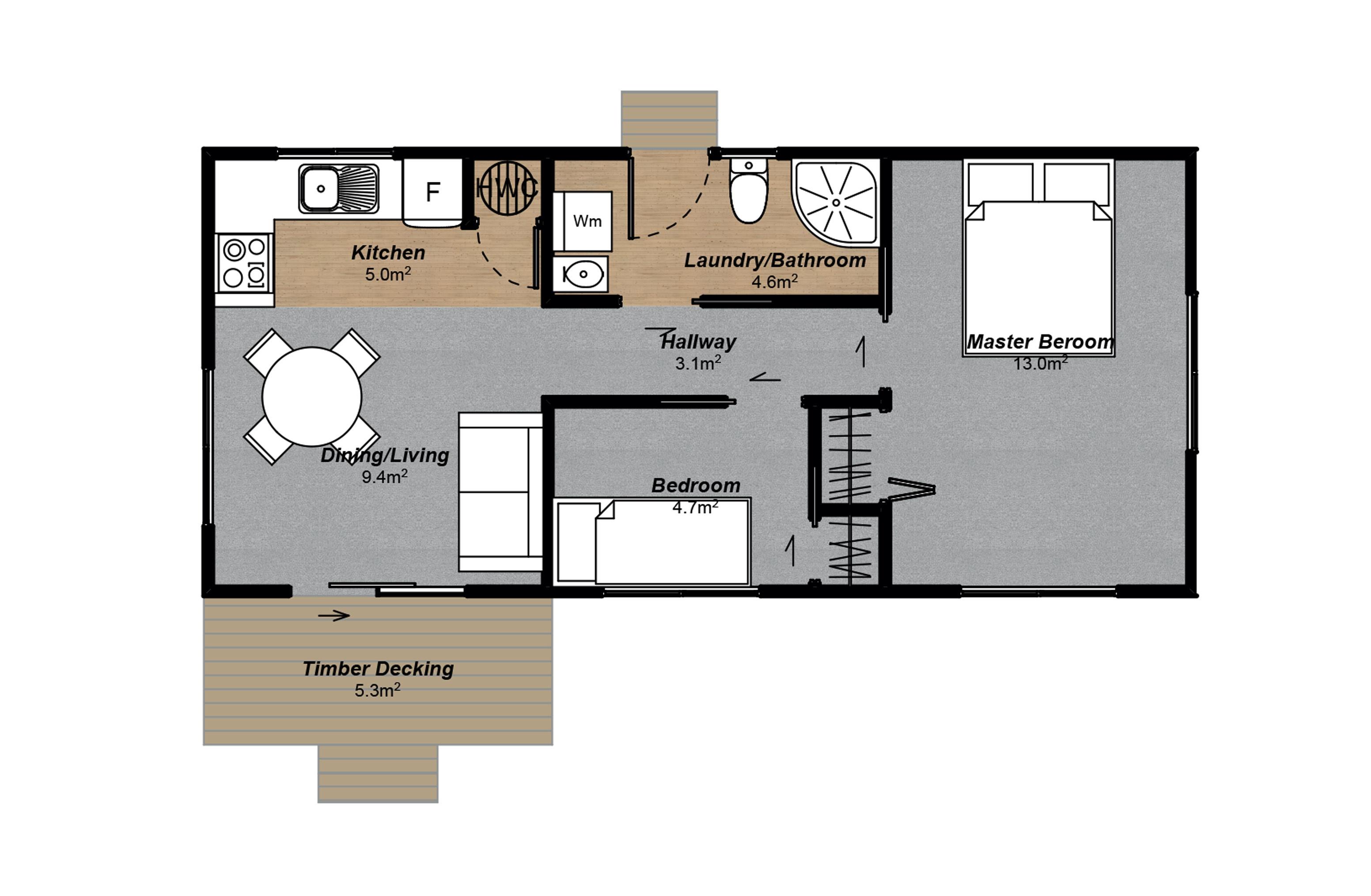 dunrobin floorplan