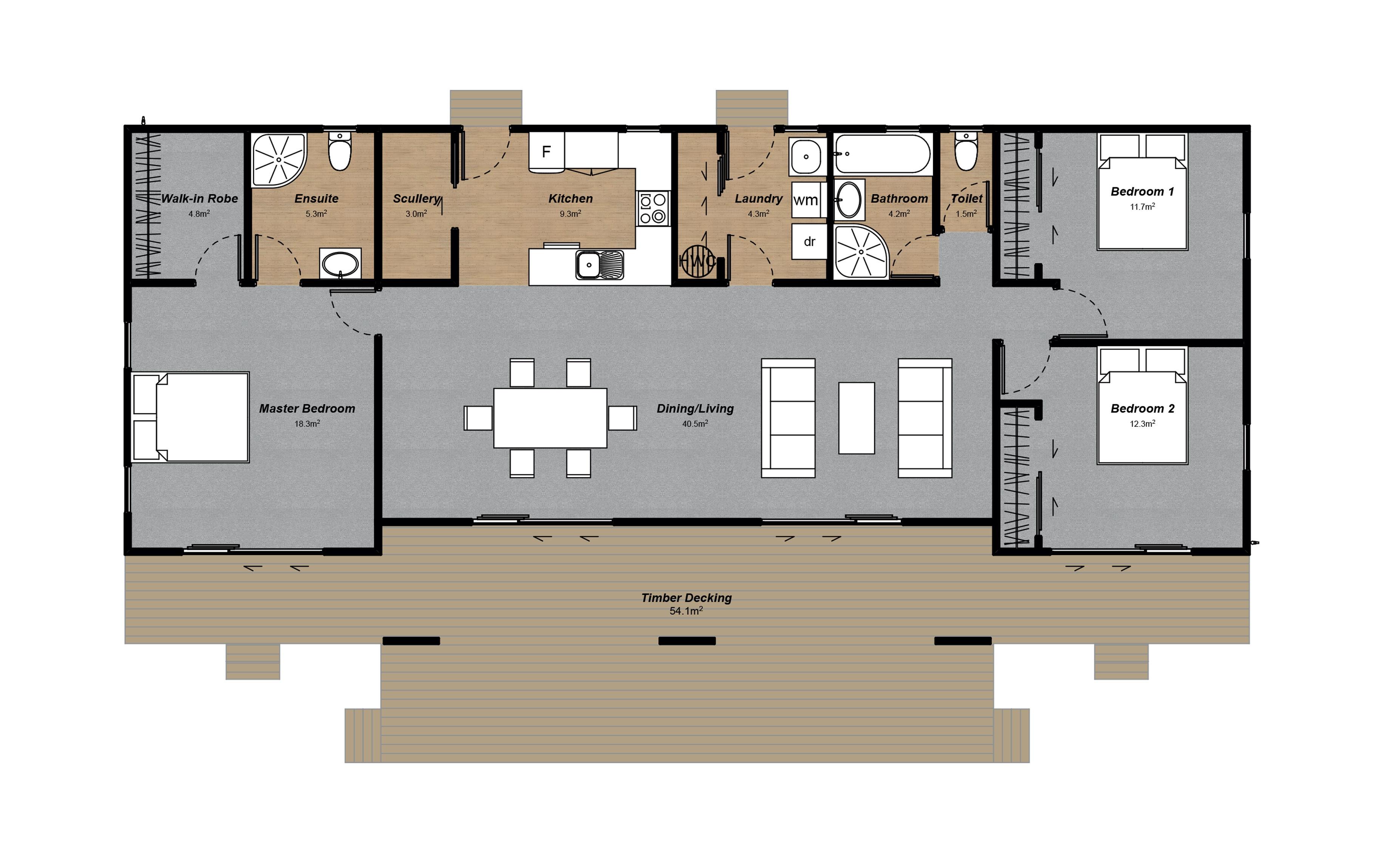 Kyeburn Floorplan
