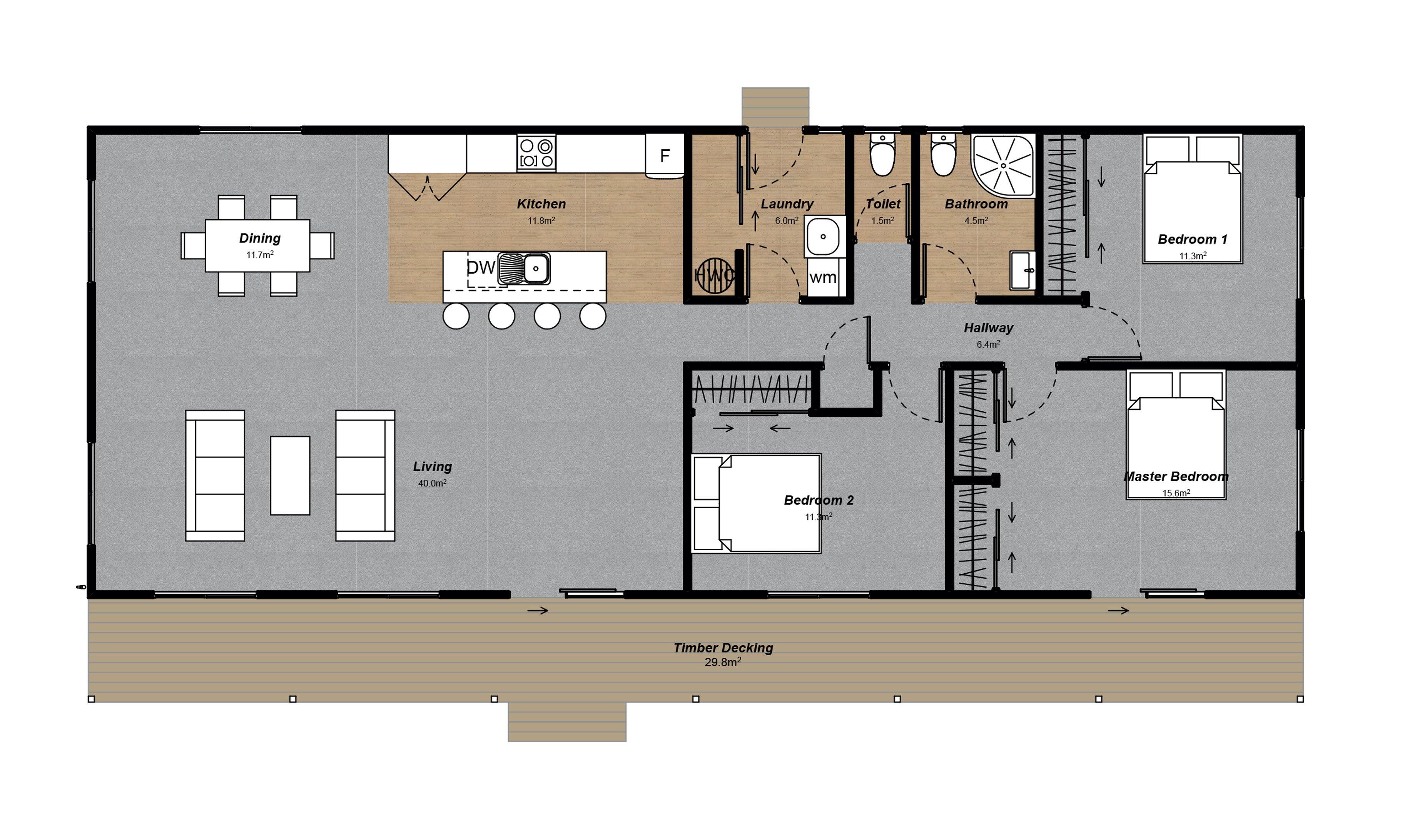 Mt Somers Floorplan