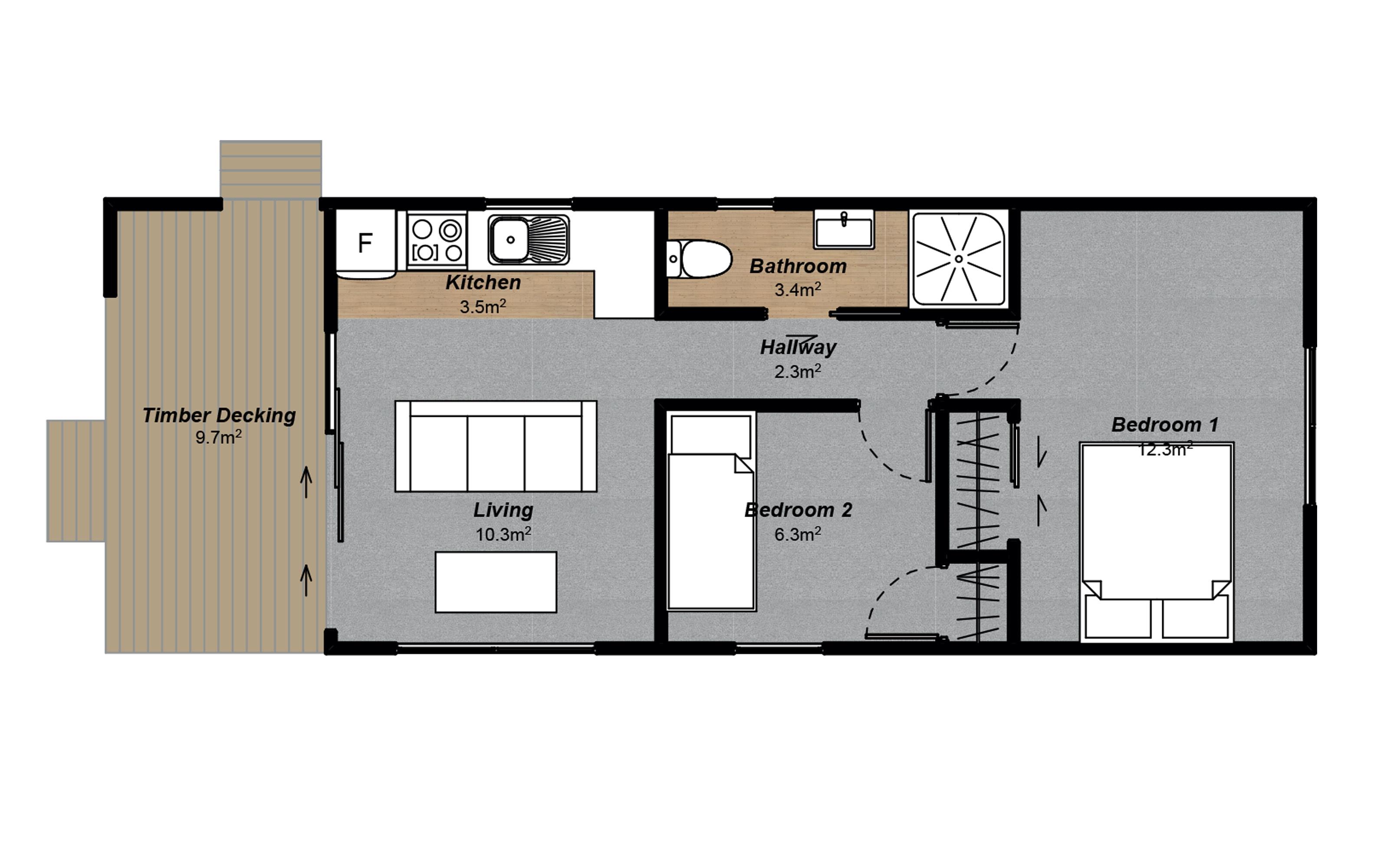 Nevis Floorplan