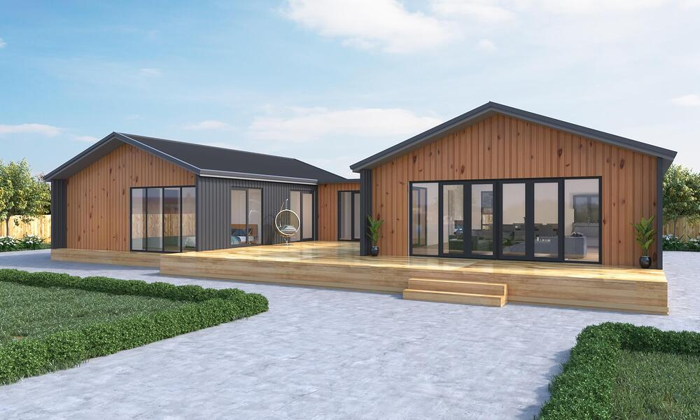 Modular Homes New Zealand By Genius Homes