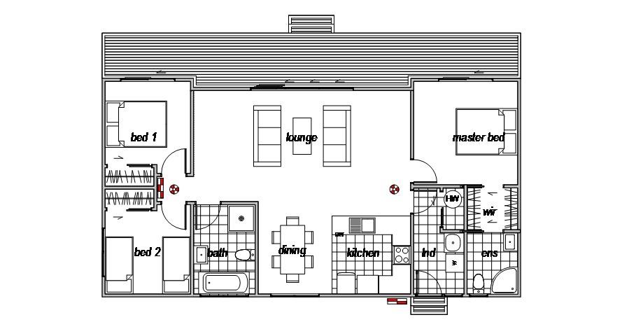 Brunner 3 - Floor Plan