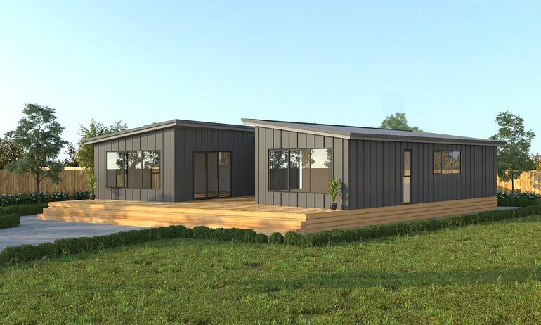 Building your first home? Try a prefab home