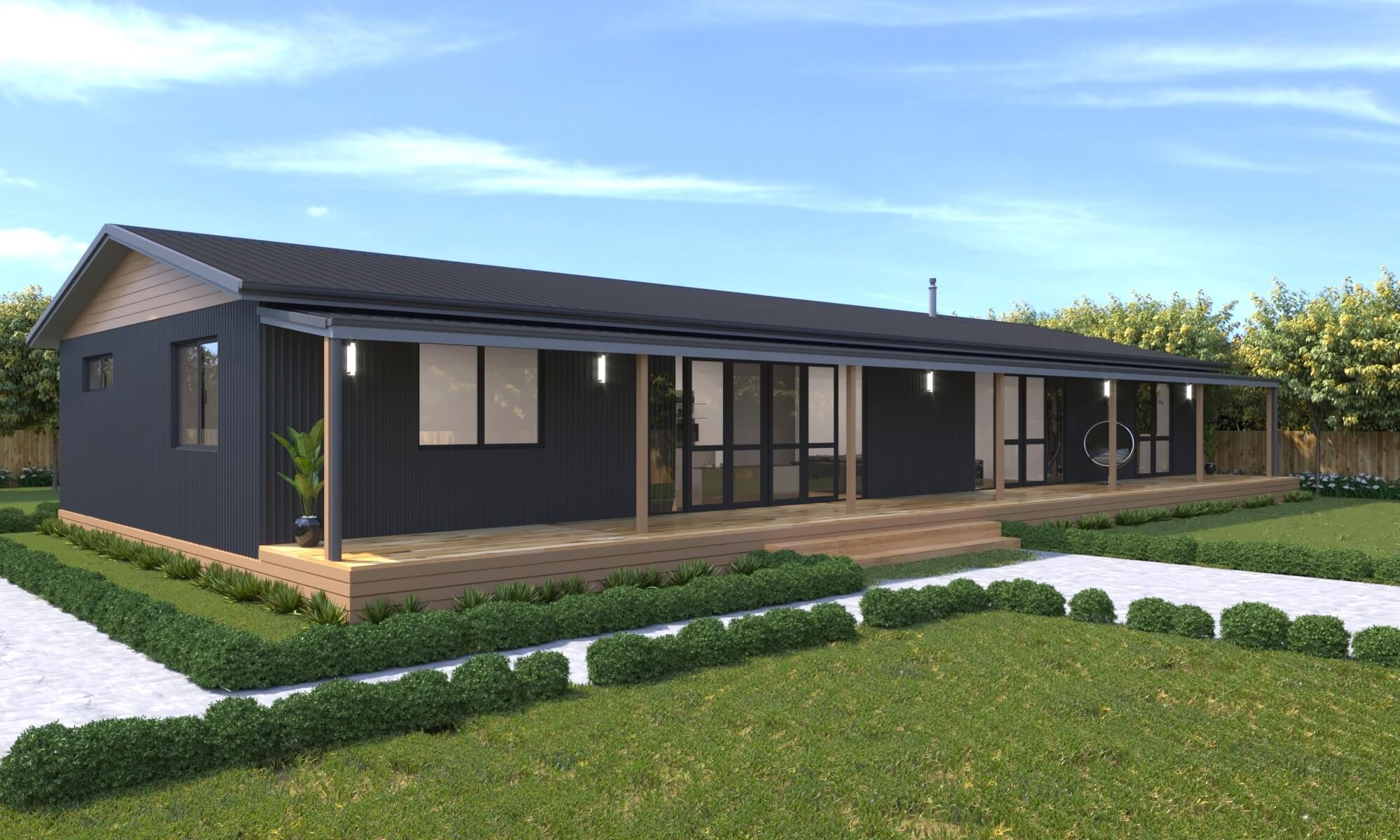 4 Bed - Lindis