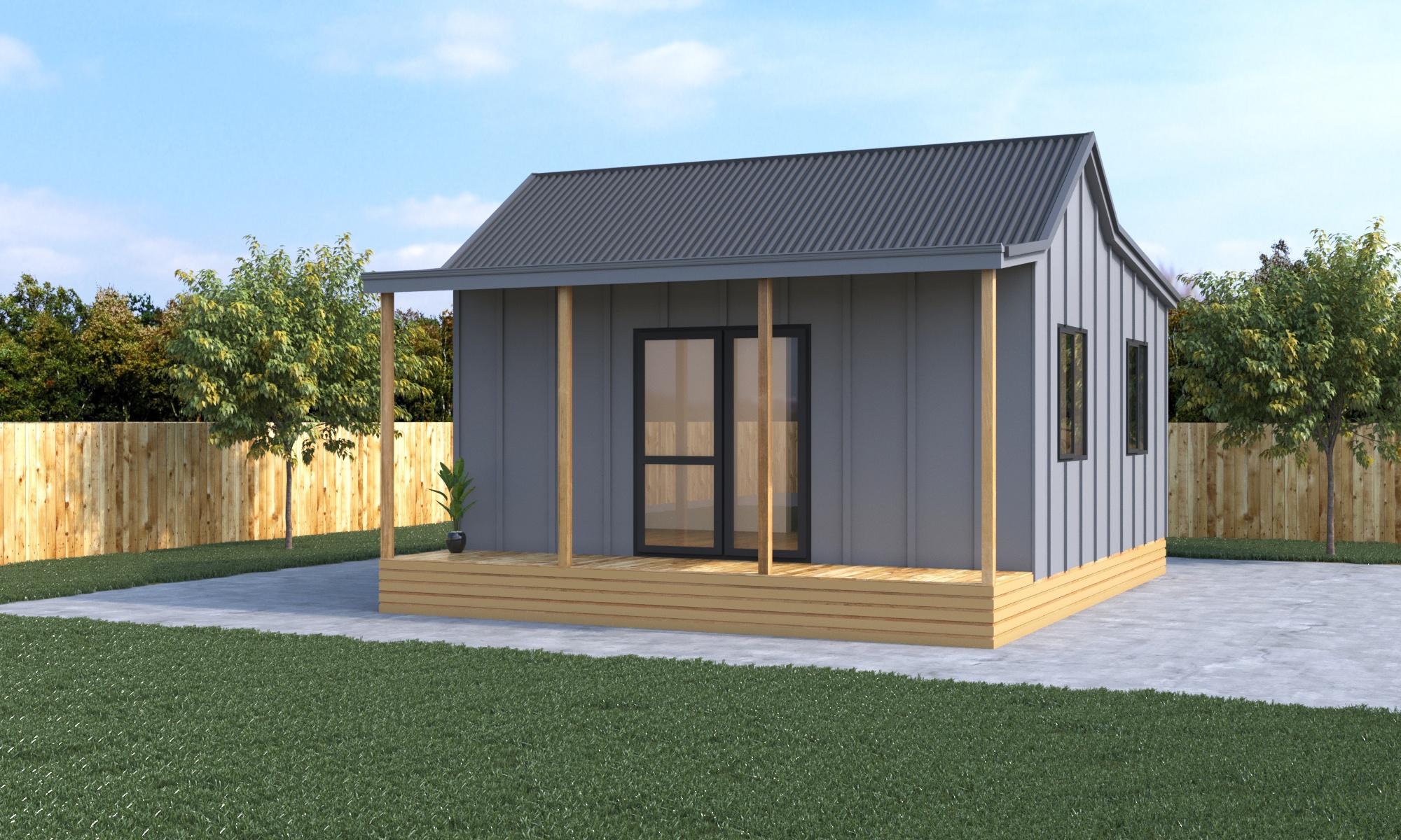 Accomodation unit or second dwelling - Cottage 1