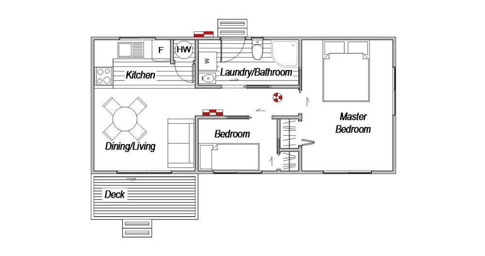Dunrobin - Floor Plan