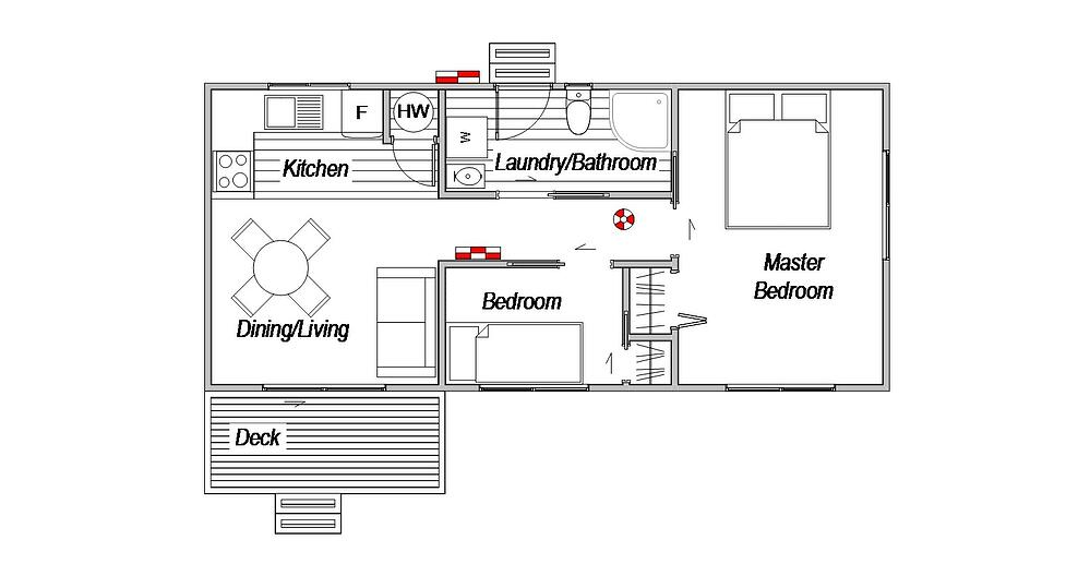 Dunrobin - Floor Plan