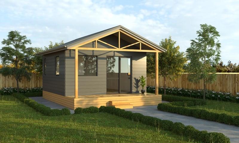 One Bedroom farm accommodation