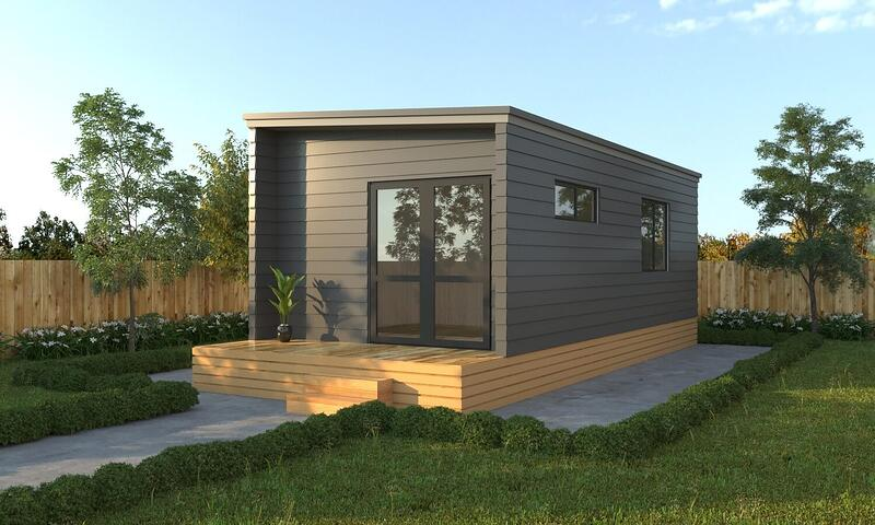 Small self-contained unit nz