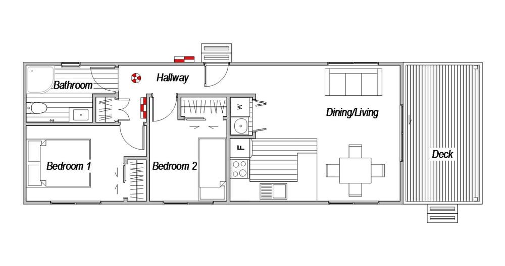 Koreke - Floor Plan