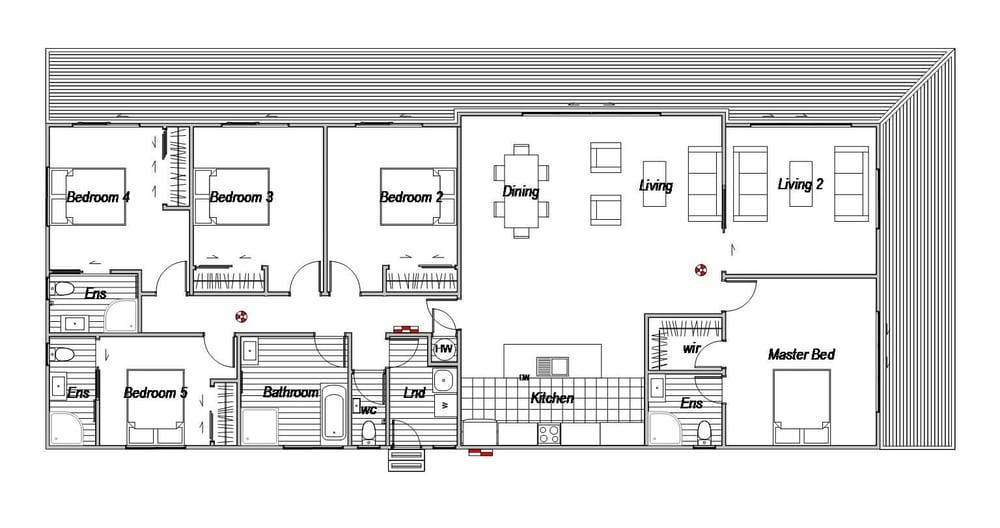 Nova - Floor Plan