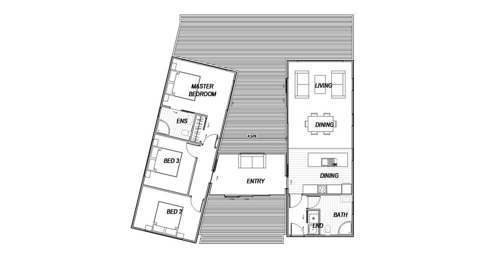 Hayes - Floor Plan