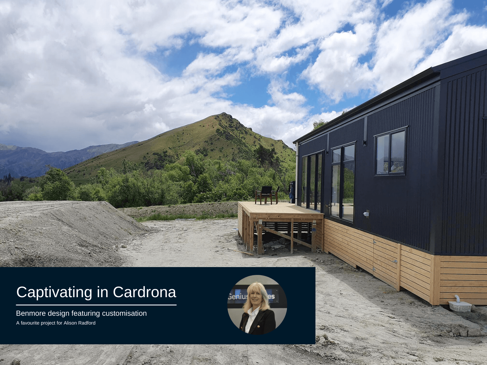 South Island new build homes