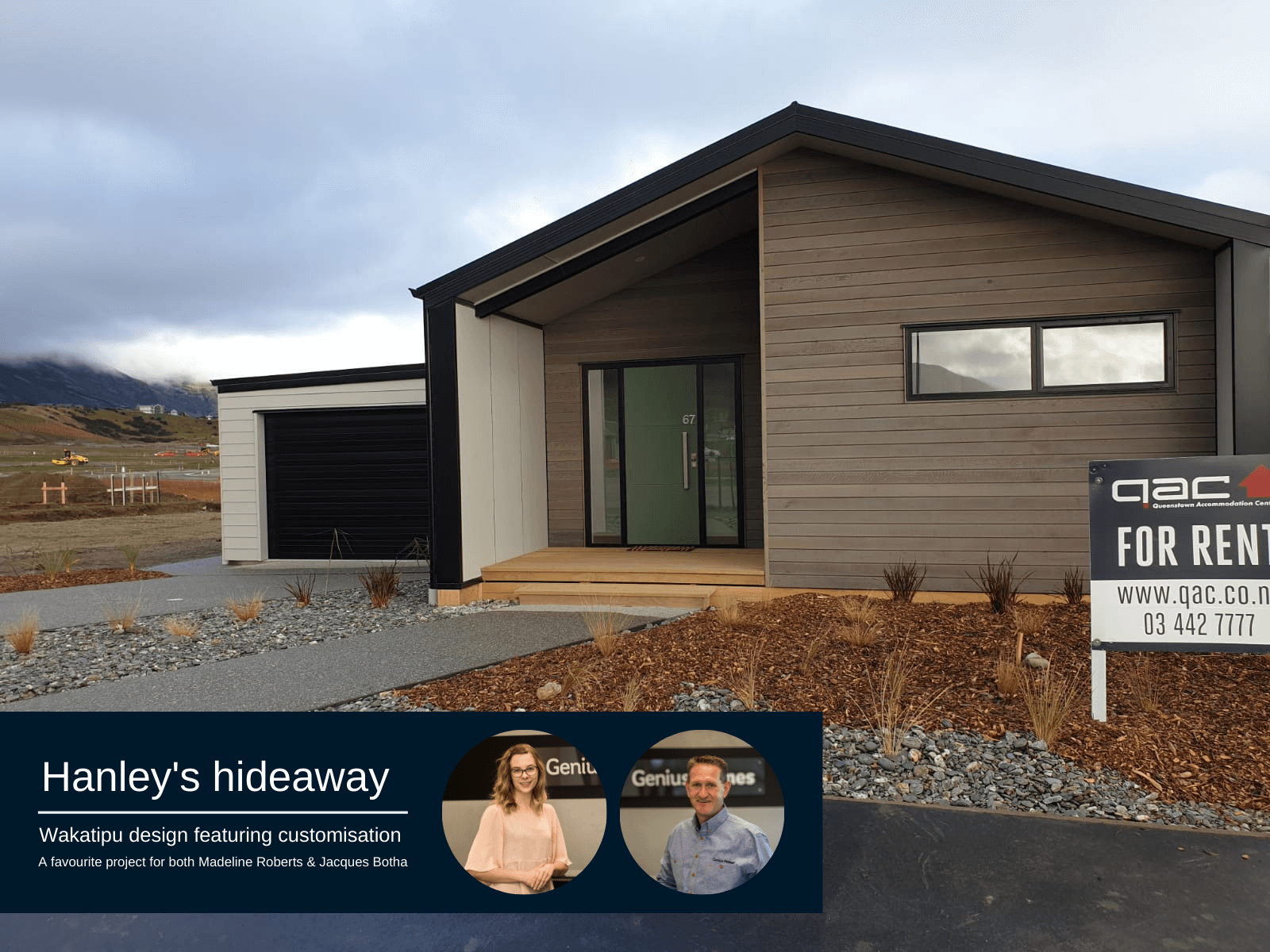 New home builders south island nz