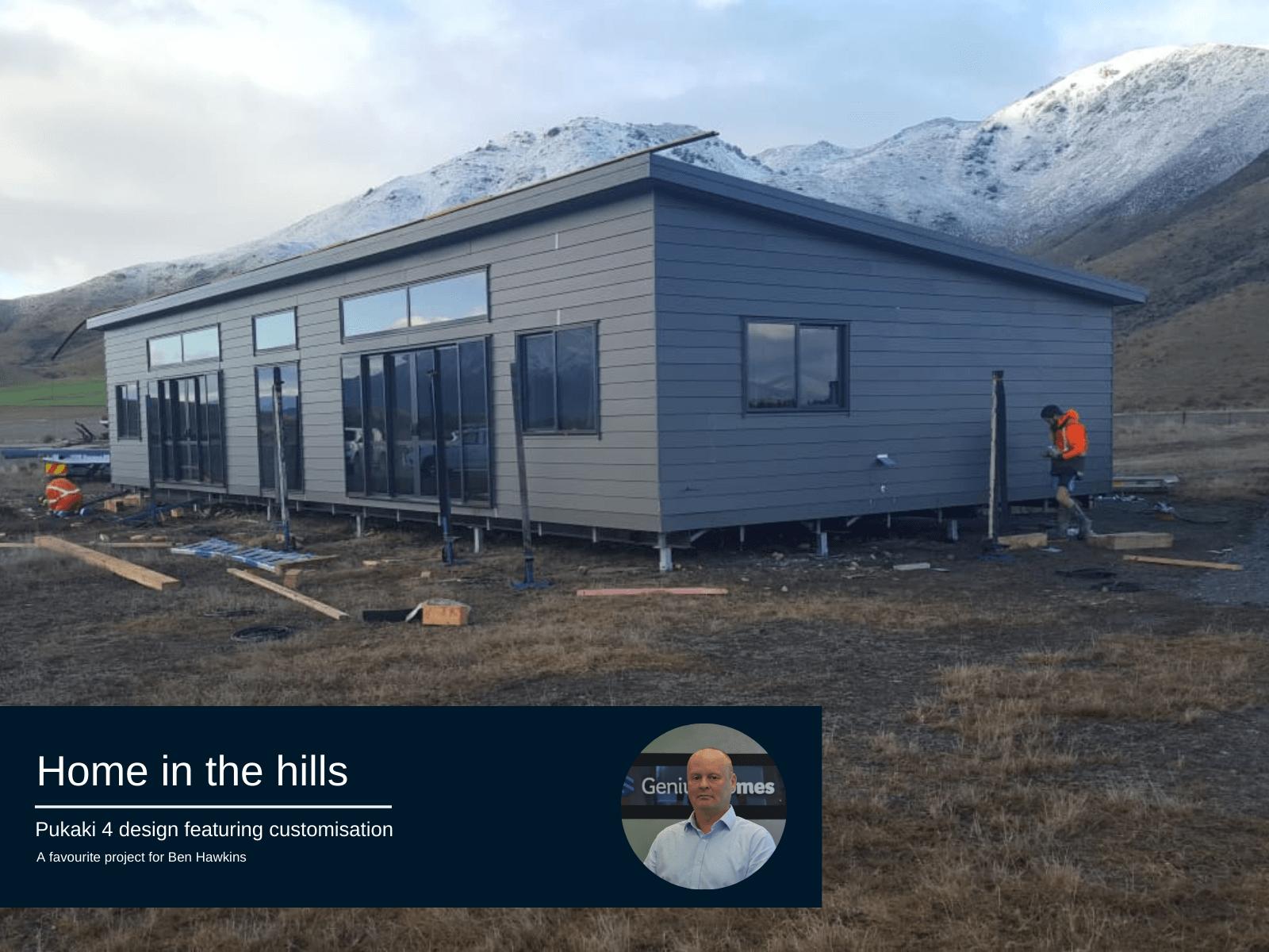 South Island prefab homes