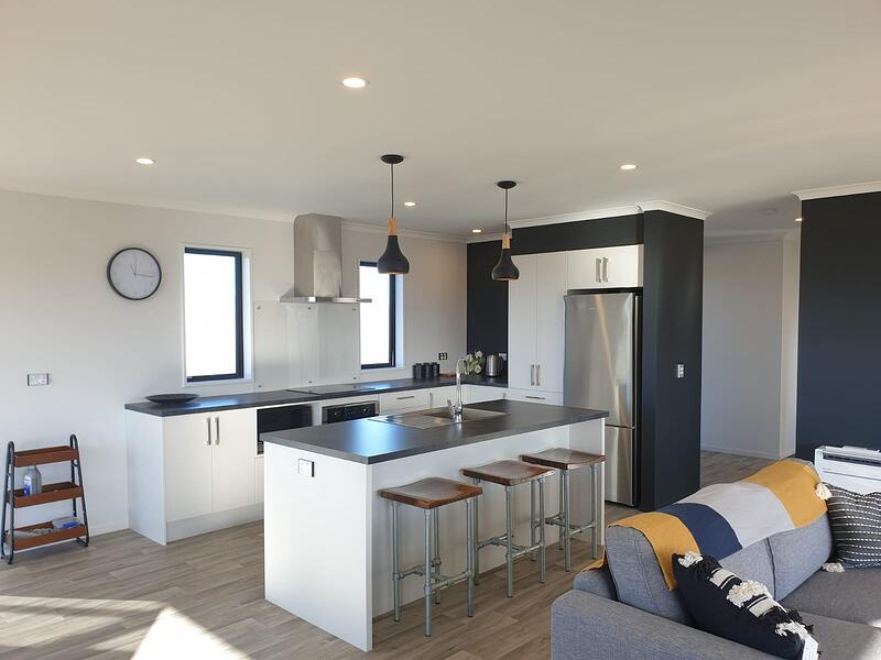 New Kitchen for new genius homes build