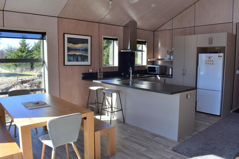 Genius Homes prefab home kitchen design