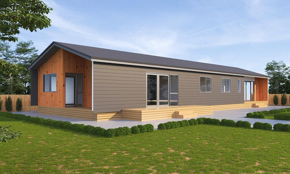 Aviemore 2 self contained units