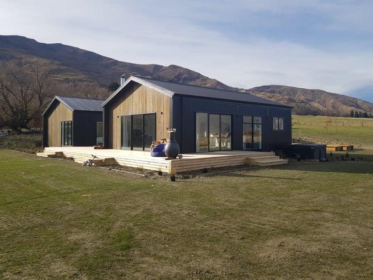 Lifestyle block home designs