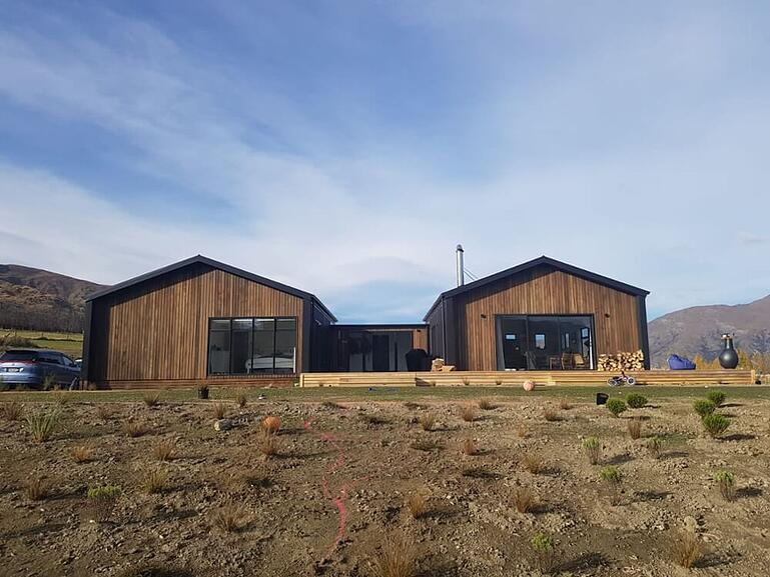 Modern house design nz