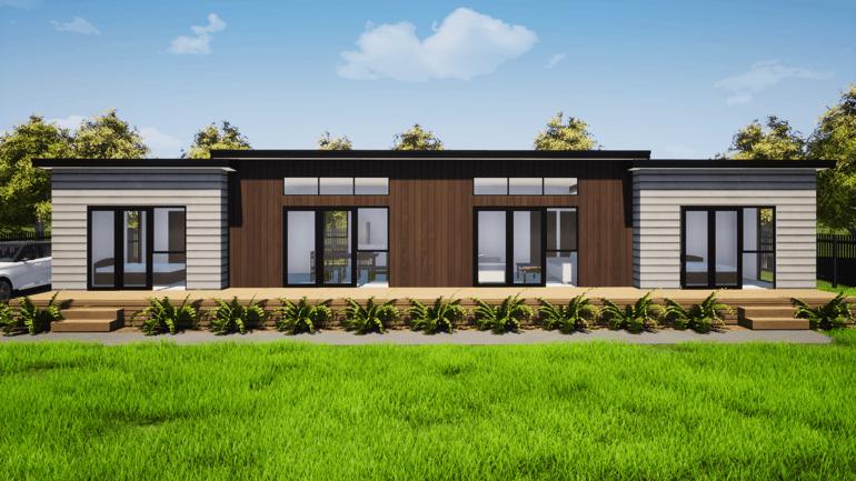 House designs for entertaining
