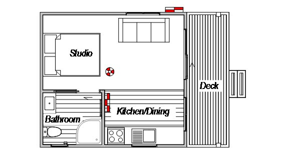 Horizon - Floor Plan