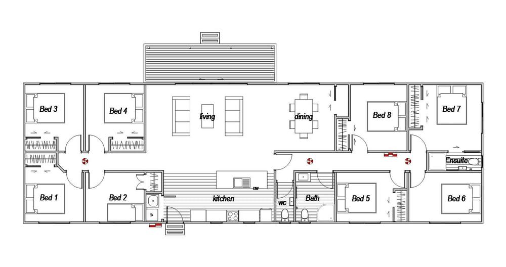 McGregor - Floor Plan