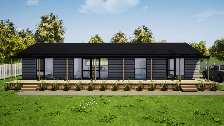 Farm Homes for staff accommodation this summer