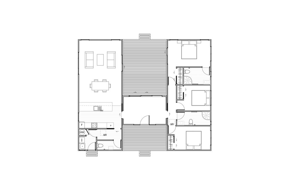 Cardrona - Floor Plan