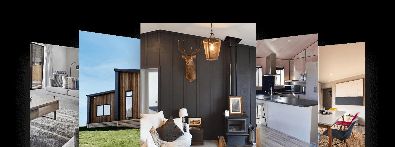 Genius Homes prefab designs