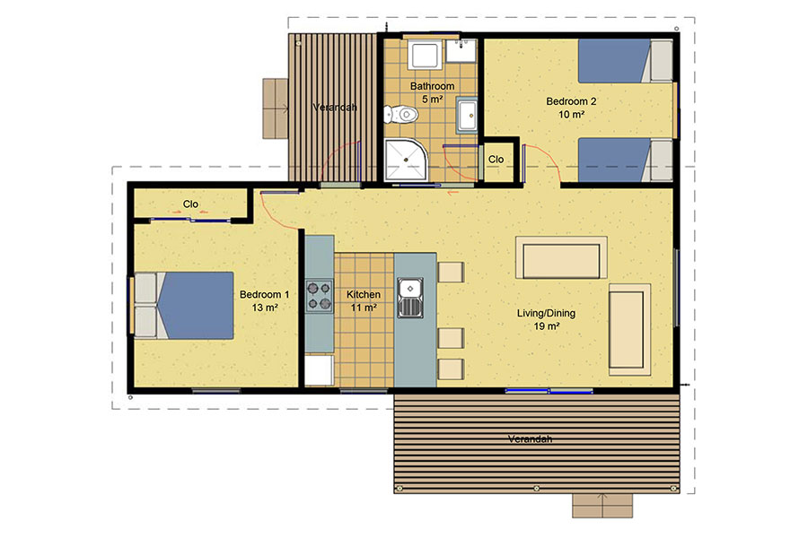 Small house plans nz 28 images home house plans new for Small home designs nz