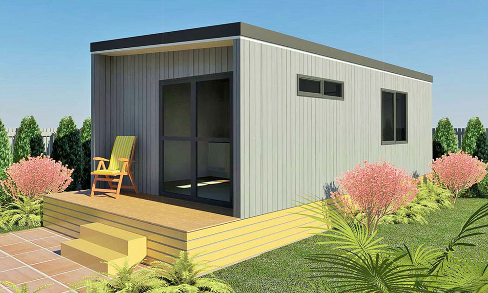 Kiwi Cabin design