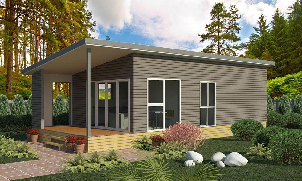 Nevis 2 bedroom house