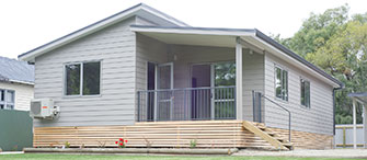 Customised 3 bedroom home