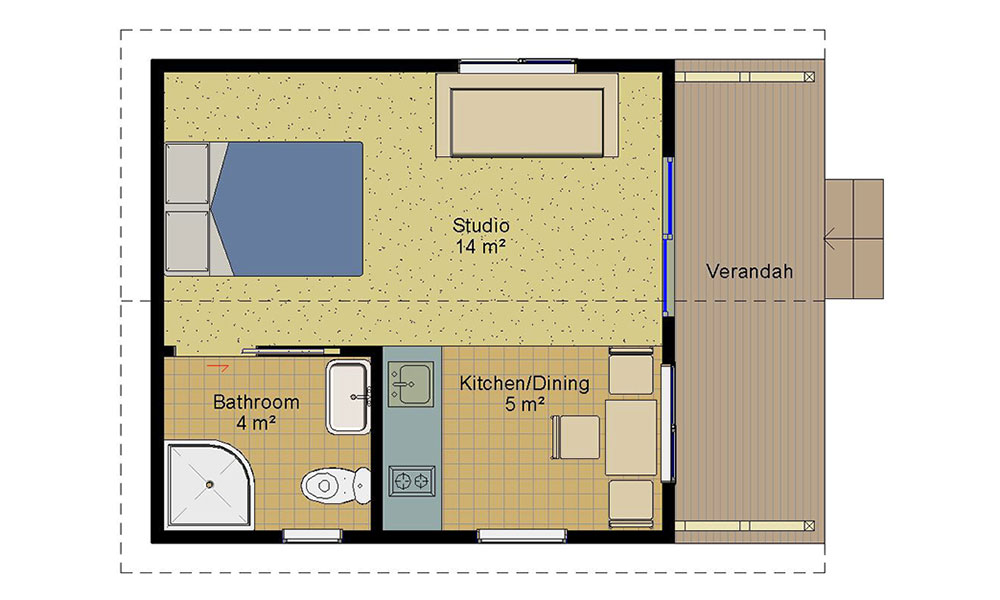 Bathroom Floor Plans Nz