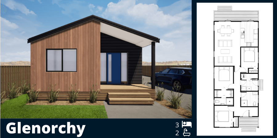 Transportable houses NZ