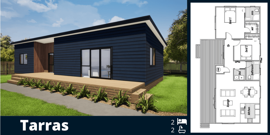 Prefab homes for difficult sites