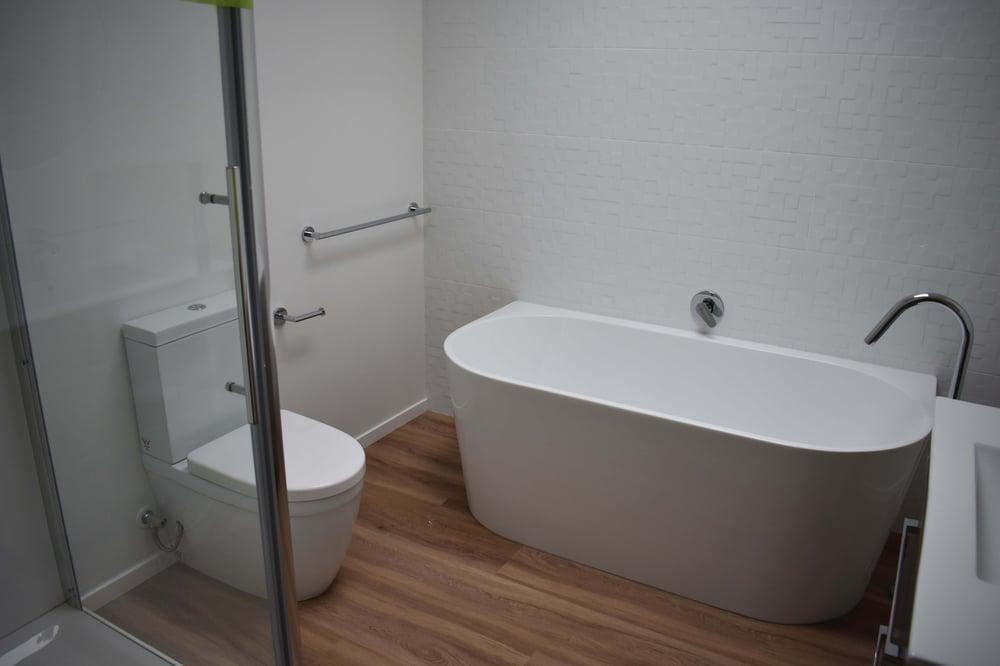 Genius Homes standard inclusions | bathroom