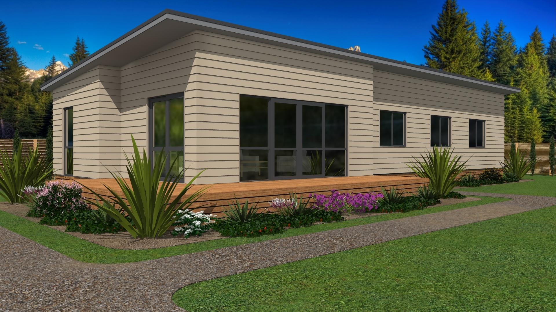 Sumner 4 bedroom house