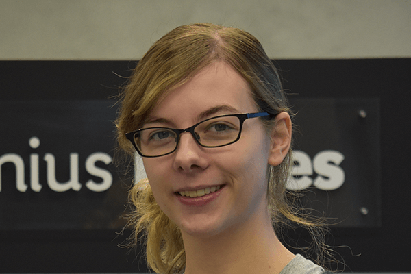 Madeleine Roberts - Drafting Technician