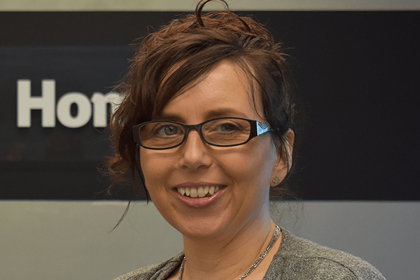 Michaela Hollyer - Projects Administrator