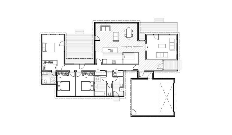 3 bedroom layout