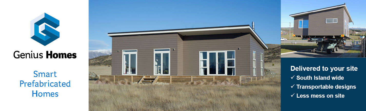 genius homes prefabricated homes kitset homes